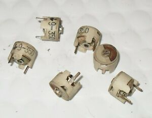 9-to-35-pf-picofarad-Variable-Trimmer-Capacitor-NEW-Old-Stock