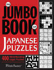 The Jumbo Book of Japanese Puzzles by The Puzzle Society (Paperback, 2008)