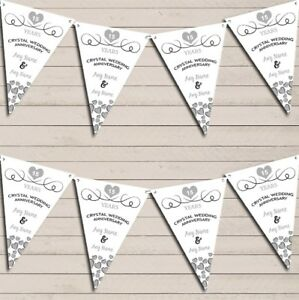 Hearts-Party-Decoration-Crystal-15th-Wedding-Anniversary-Bunting-Party-Banner