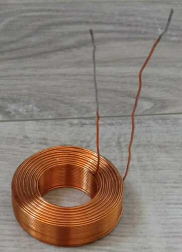 1.75 MH 20AWG Air Core Speaker Crossover Inductor