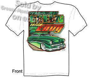 Classic Car Shirt Mercury Custom Car T Shirts Vintage Car Shirts