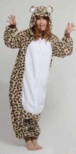 New Kigurumi Unisex Adult Pajamas Anime Onesis Cosplay Costume Onesies Sleepwear