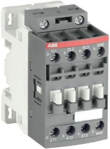 AC//DC disponibili ABB AF16-30-10 Contattore 7,5 KW 3NO+1 aux NO Tutte le tens
