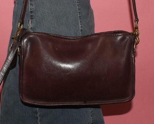 Authentic Vintage COACH BONNIE CASHIN Brown Leath… - image 1