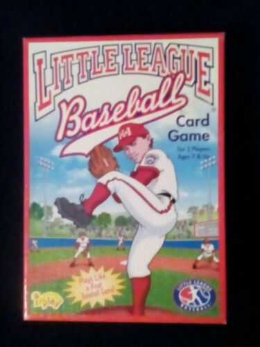 LITTLE LEAGUE BASEBALL CARD GAME