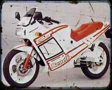 Benelli 125 Jarno 88 A4 Metal Sign Motorbike Vintage Aged