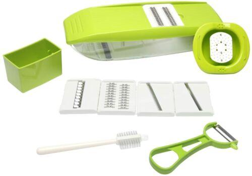 Edofiy mandoline slicer-Vegetable grater Interchangeable stainless steel blade