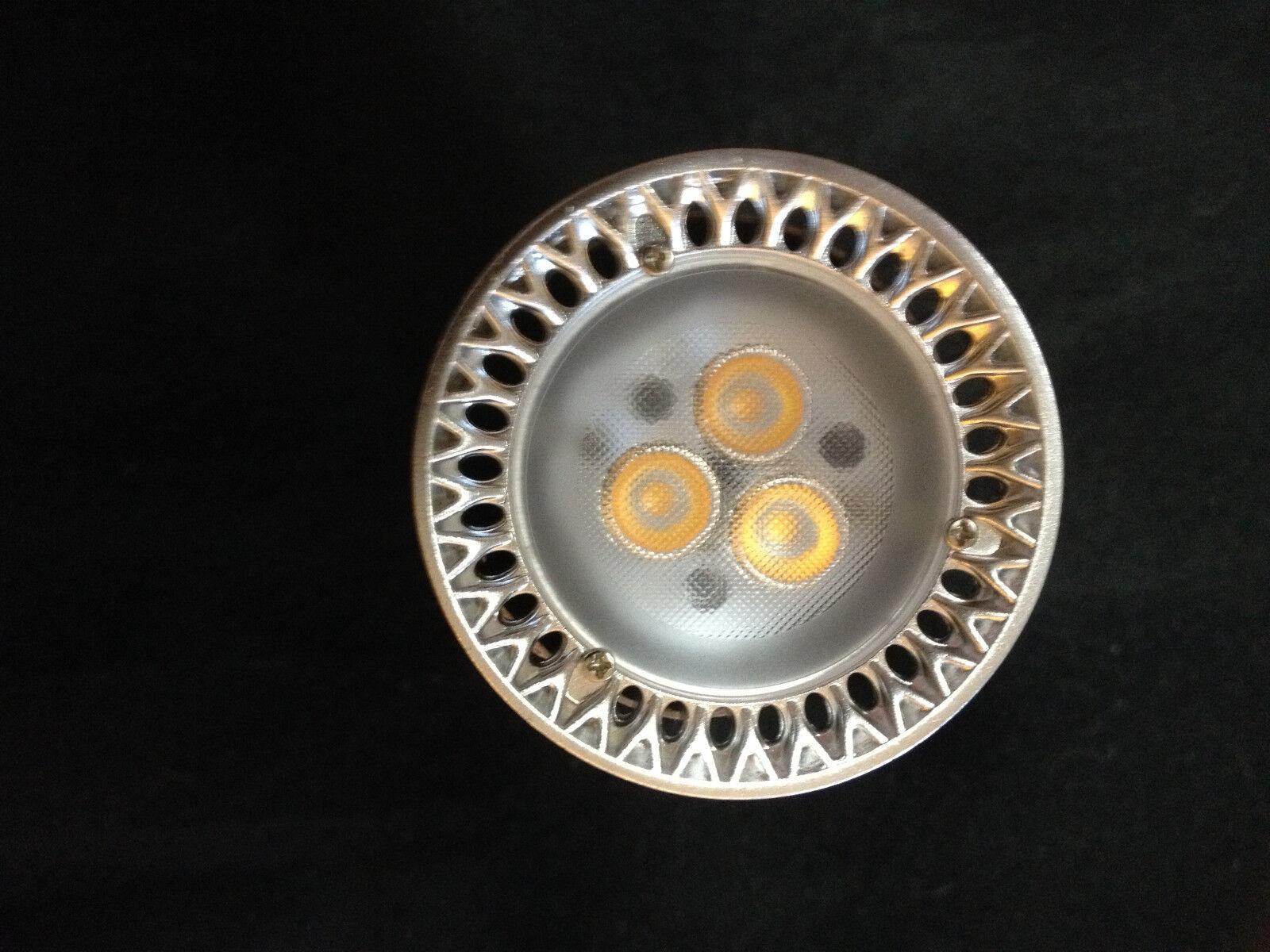 Set of 10 bulbs for landscape lighting, MR16, 2700k 4W, 12V, DAUER LED brand