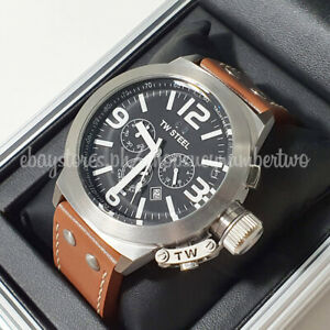 TW-Steel-Canteen-45-MM-Oversized-Watch-TW6B-iloveporkie-PayPal