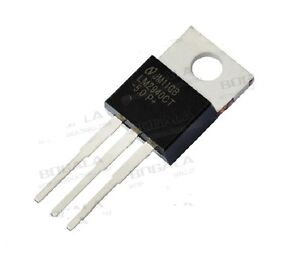 Various Voltage LM2940 1A TO220 Low Dropout Regulator