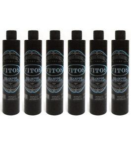 6pz VITOS Shampoo Antigiallo per capelli bianchi 250ml uomo prodotti ... 1ebff8f817c6