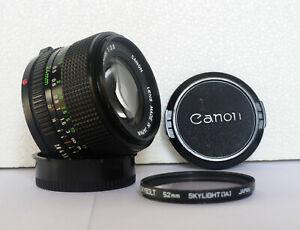Objectif CANON FD 24 mm  1:2.8