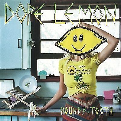 DOPE LEMON Hounds Tooth CD EP BRAND NEW Slim Card Sleeve
