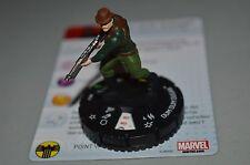 Marvel Heroclix Nick Fury, Agent of S.H.I.E.L.D. Dum Dum Dugan Uncommon 017