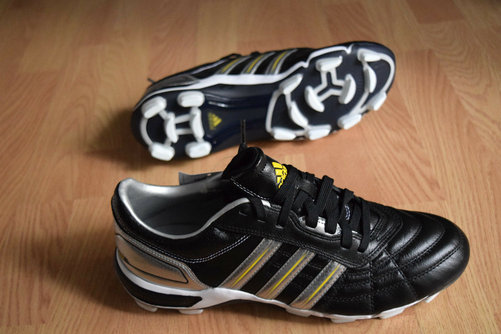 Adidas 118 pro 40 41 43 44 45 47 48 49 Rugby Leather G18262 Grass Rugby schuhe Fg