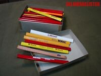 Wholesale Lot Of 72 Carpenter Pencils 6 Dozen Fast Shipping High Quality
