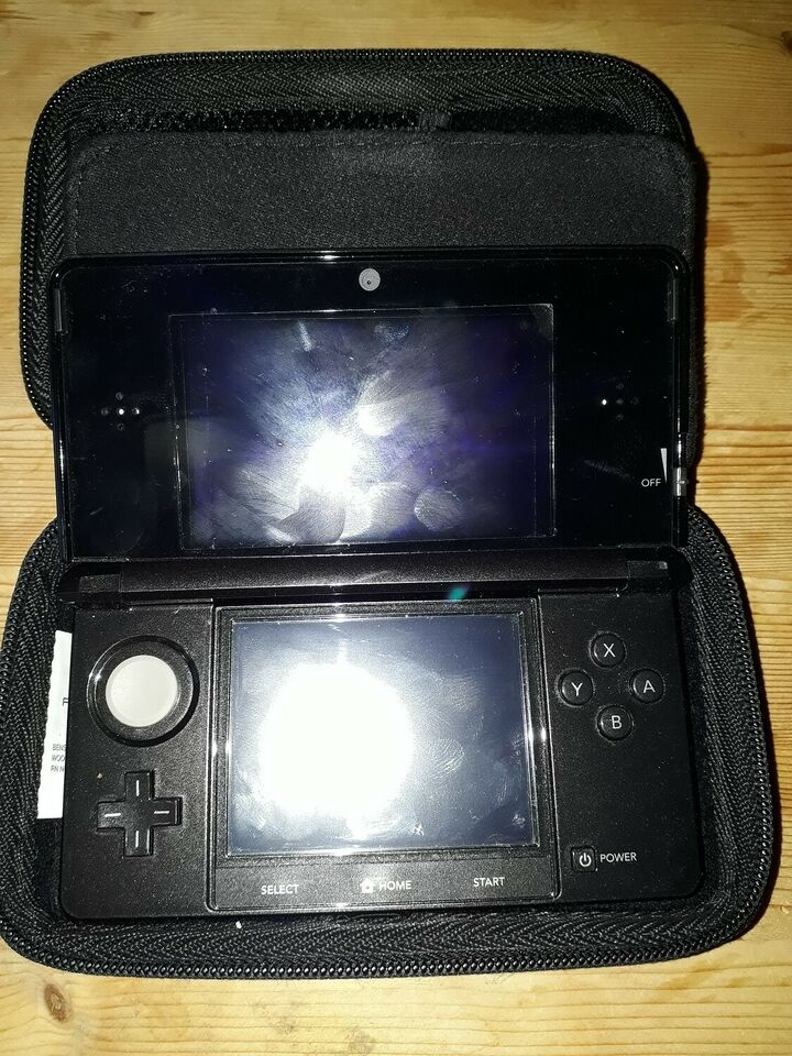 Nintendo 3DS, 3DS Sort, Perfekt
