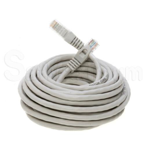 CAT 6 Ethernet Cable Lan Network CAT6 Internet Modem GREY RJ-45 Patch Cord LOT