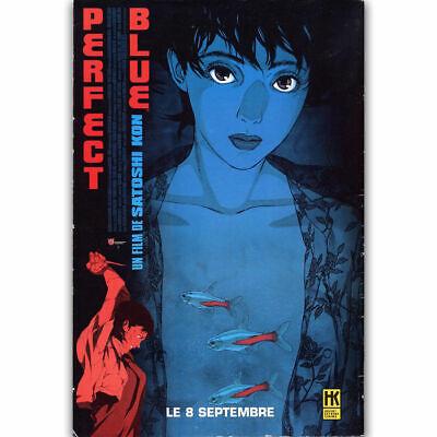 P734 Perfect Blue Movie Japan Anime Poster Art Decor