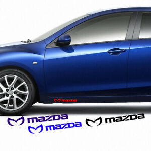 2x-Evil-M-Mazda-Decal-Side-Bumper-Vinyl-Sticker-Graphic-Emblem-Mazda-3-5-6-CX