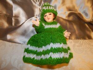 Details About Nino Dios Hermoso Vestido Tejido Set Baby Jesus Dress Set