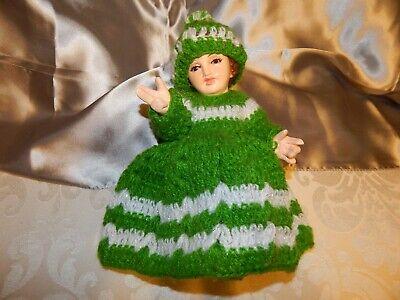 Nino Dios Hermoso Vestido Tejido Set Baby Jesus Dress Set Ebay