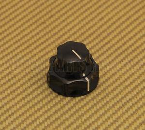 BLACK 004-9411-049 NEW Fender Upper Concentric Knob For Jazz Bass