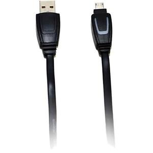 3m-LED-MICRO-USB-Charge-CHARGING-CABLE-Flat-Lead-Wire-for-Xbox-One-Controller