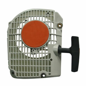 Recoil-Pull-Starter-Start-Assy-Fit-Stihl-034-036-MS340-MS360-tronconneuse-partie