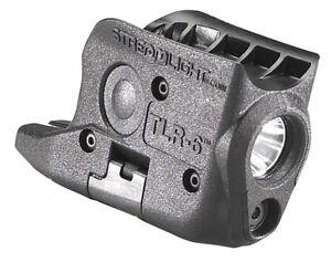 Streamlight TLR-6 Tactical LED  Light & Red Laser for Glock 42/43 - 69270