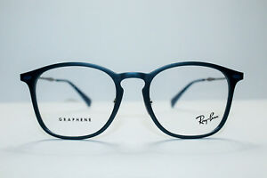 8a64728062 NEW RAY BAN RB 8954 8030 GRAPHENE BLUE AUTHENTIC EYEGLASSES RX 8954 ...