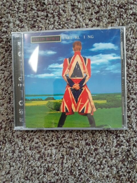 DAVID BOWIE / EARTHLING