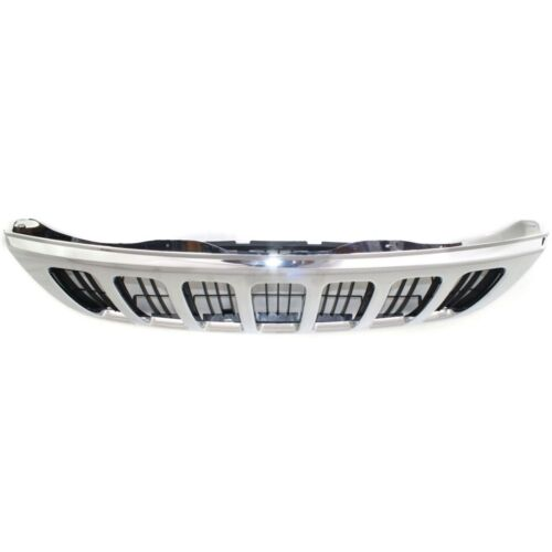 New Grille For Jeep Grand Cherokee 1999-2003 CH1200234