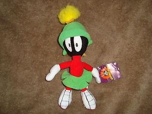 """Martin Martian Looney Tunes small Plush Nanco 8"""""""