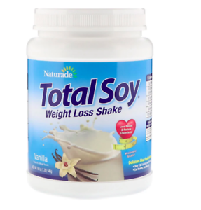 Weight Loss Shake, Chocolate Total Soy, Naturade 1.2lbs (540 g)