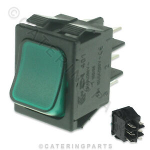 Ime Cedv6364 24v Vert Commutation Interrupteur Pour Omniwash Passe Transparent Mwwdaxyb-07212450-115192391