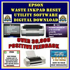 Epson Printer Waste Ink Pad Counter Reset Stylus Photo