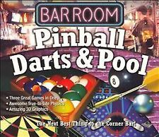 Bar Room Pinball, Darts & Pool PC, 2006 The Next Best Thing to the Corner Bar