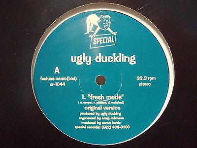 Ugly Ducking Fresh Mode Einstein S Open Mic 12 Quot 1999