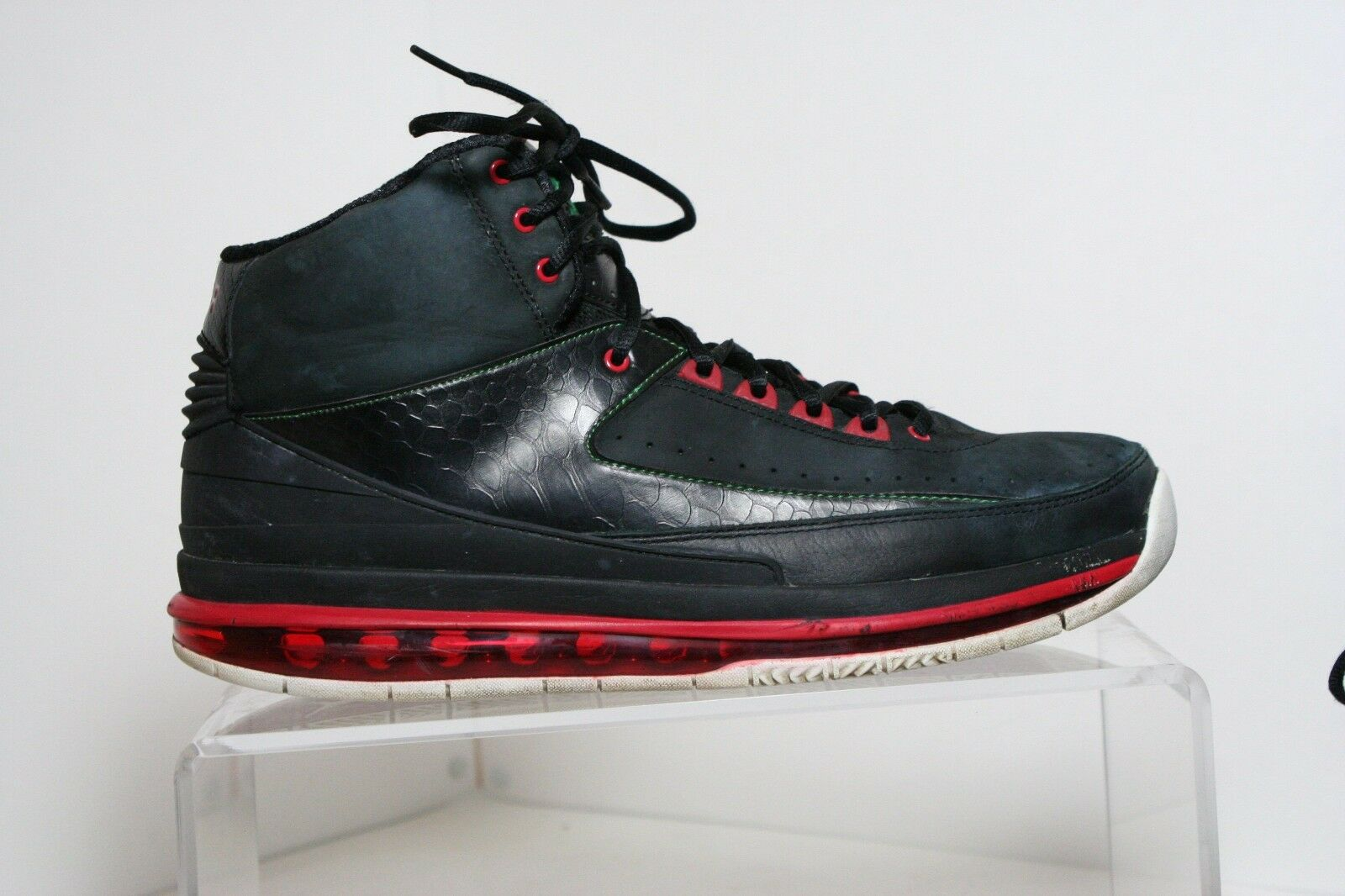 Nike Air Jordan 2.0 Basketball Sneaker '11 Multi Black Red Athletic Men 12 Hip New shoes for men and women, limited time discount