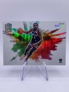 2020-21 Panini Spectra Basketball Color Blast Kevin Durant Nets SSP Rare Prizm