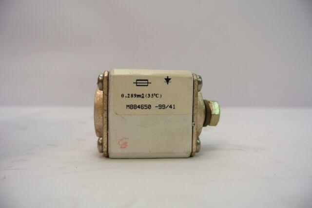 3 ea Ferraz Shawmut Fuse DN000UB69V80V 690 VOLT 80 AMPS Protistor IEC60269-4 NIB
