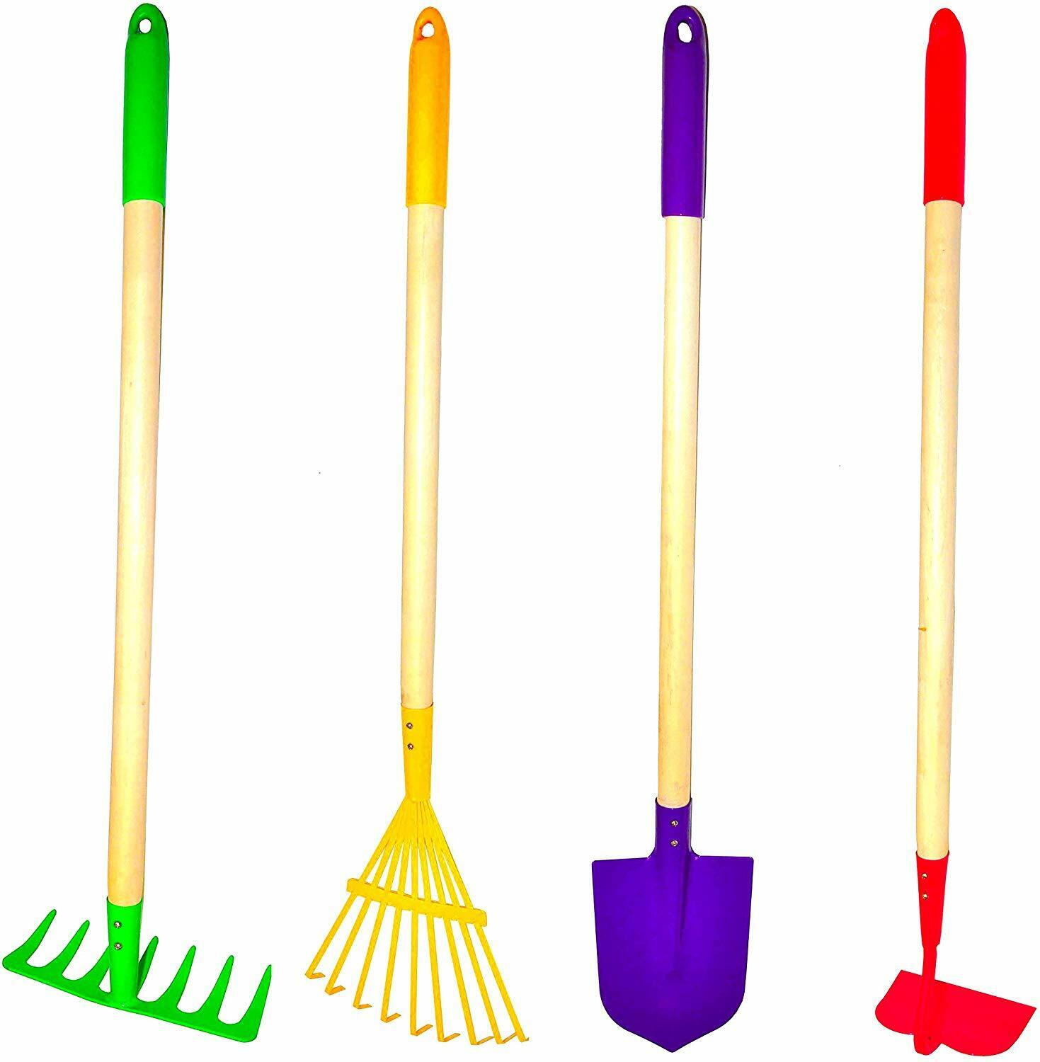 Gardening Tools Click N Play Kids 4 Piece Big Set For Sale Online