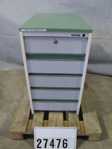 Klimsch-Co-Schubladenschrank-Werkzeugschrank-Planschrank-Laborschrank-27476