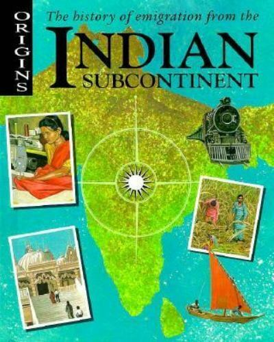 Indian Subcontinent by Katherine Prior