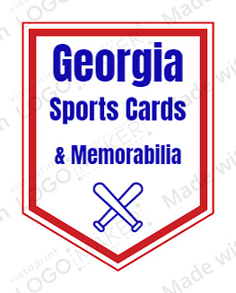 Georgia Sports Cards and More