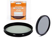 55mm CPL Circular Polarizing C-PL Filter for Canon Nikon SLR Camera lens