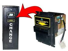 Service for 2 ICT BL-700 Bill Acceptors found in VM-010 changers & arcade games