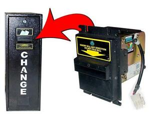 Service for 2 ICT BL-700 Bill Acceptors found in VM-010