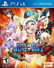 *NEW* Nitroplus (Nitro+) Blasterz: Heroines Infinite Duel - PS4
